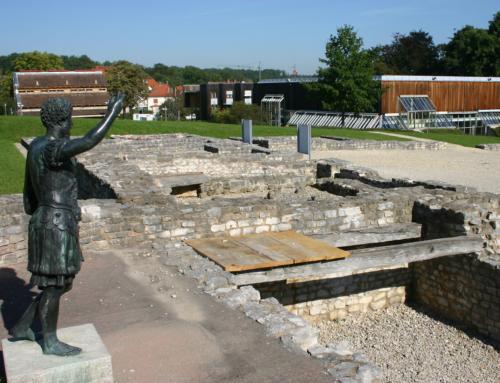 Anküdigung: Limesmuseum Aalen / Unesco Welterbe Limes