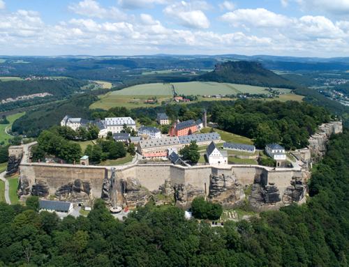 Jetzt Online: Festung Königstein